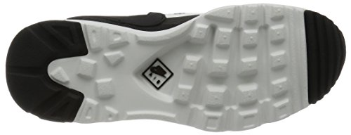 Nike W Air Max Bw Ultra, Zapatillas de Running Mujer Negro (Negro (black/black-summit white))