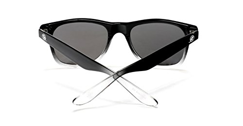 092289964c4 Samba Shades Polarized Modern Venice Horned Rim Sunglasses