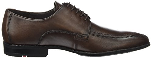 LLOYD Delong, Scarpe Stringate Derby Uomo Marrone (Tobacco)