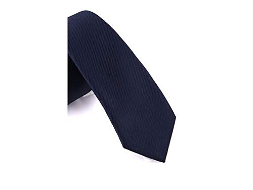Dark Necktie Style Stripe Solid Party Casual Color Formal Wedding Blue XDXDWEWERT Occasion Men's qUxP1qX