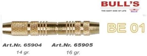 BULLS Soft Tip Barrel Brass 16g gold