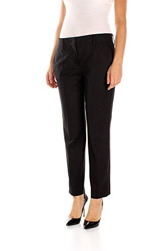 P2469ANERO Prada Pantalones Mujer Lana Negro Negro