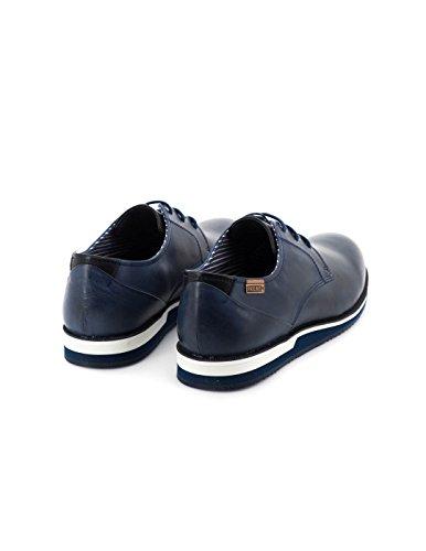 Pikolinos Scarpa Pelle Blu m0k-4204 Blue Espacio Libre Para La Venta QZMfIe