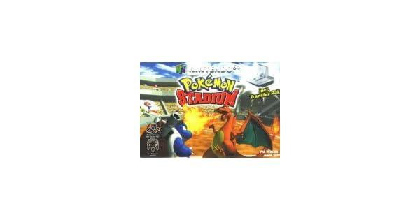 Pokémon Stadium: Amazon.es: Videojuegos