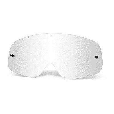 Oakley O-Frame MX Replacement Lens (Clear, One Size): Automotive