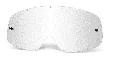 Oakley O-Frame MX Replacement Lens (Clear, One Size) by Oakley