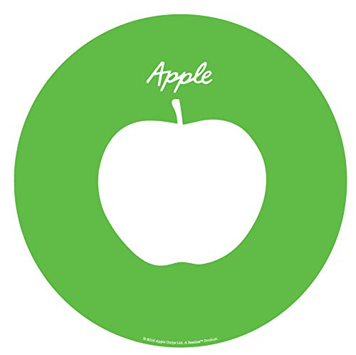 Crosley AC1016A-AP   Turntable Slip Mat, The Beatles Apple (Slip Mat Record)