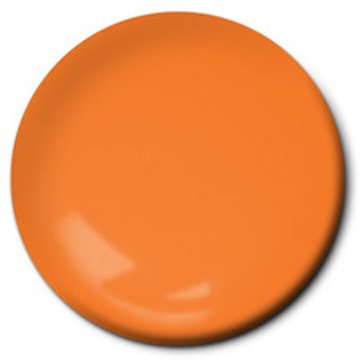 1 Oz Floquil Model Paint - Floquil 414119 Polly Scale Reefer Orange 1oz
