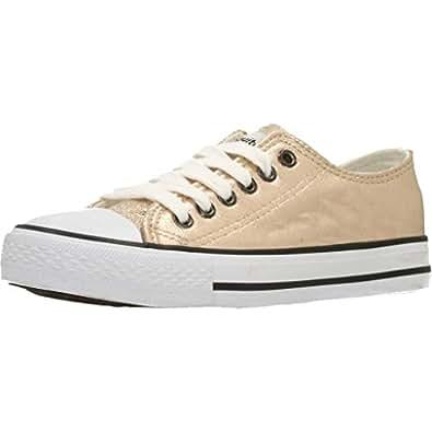 Zapatillas para niña, Color Plateado, Marca CONGUITOS, Modelo Zapatillas para Niña CONGUITOS JV128331 Plateado: Amazon.es: Zapatos y complementos