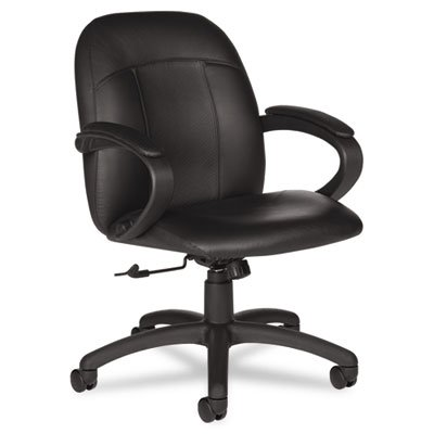Global Tamiri Low-Back Leather Tilter Chair, 39