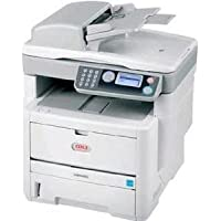 OKIDATA MB480 - MULTIFUNCTION - MONOCHROME - LED - COPY/SCAN/PRINT/FAX - UP TO 30 PPM - 62433301
