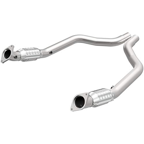 MagnaFlow 16420 Direct Fit Catalytic Converter (Non CARB compliant) ()