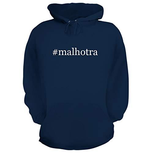 e7309eb64 BH Cool Designs #Malhotra - Graphic Hoodie Sweatshirt, Navy, Small