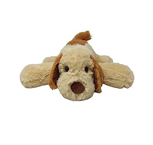Cute Fluffy Dog 40 cm Stuffed Soft Toy for Kids