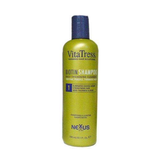 Nexxus VitaTress Biotin Shampoo (10.1 oz)