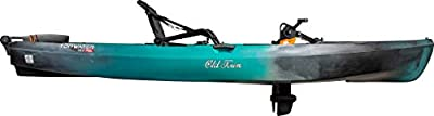 01.4063.0101 Scubapro Old Town Topwater 120 PDL Angler Fishing Kayak (Photic) from Old Town Canoes & Kayaks