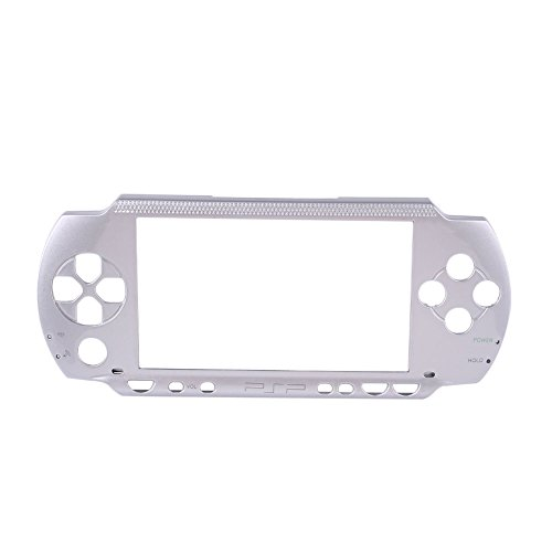 (Haihuic Gamepad Game Machine Protective Housing Shell Case Cover Faceplate Set Replacement Repair For PSP 1000 Fat )