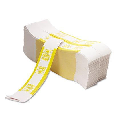 PM™ Company Currency Bands, $1000.00, Pack Of 1000