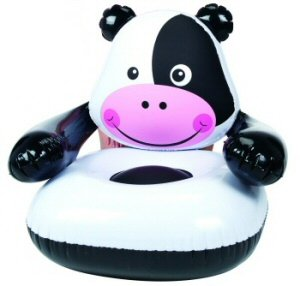 WIL Inflatable Moo-Cow Chair