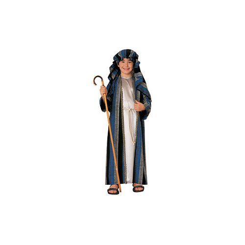 [Shepherd Boy Child Christmas Costume Size 4-6 Small] (Shepherd Child Costumes)
