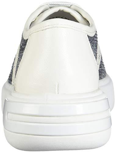 Zapatillas D Ottaya Mujer Plateado Geox E C0434 white silver Para qPtw5wd