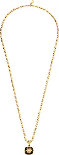 Dolce & Gabbana  Men's Leopard Necklace Gold One - Leopard Dolce Gabbana And