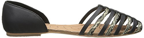 Reef Womens Hope Flat Black/White 9nbVgmu