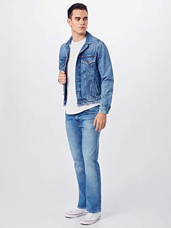Pepe Jeans Alfie Bootcut dżinsy męskie: Odzież
