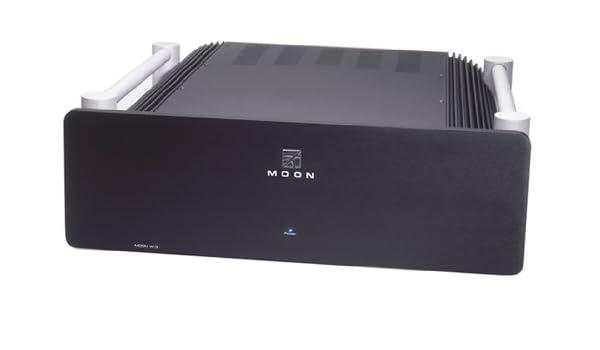 Moon W3, amplificador estéreo, 1 canal equilibrado, negro: Amazon.es: Electrónica