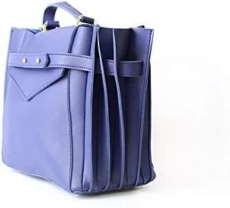 Lenz Satchels Bag For Women, Navy, aM19-B049