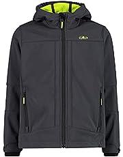 CMP Softshell jacket with ClimaProtect WP 7,000 technology jongens Shelljas