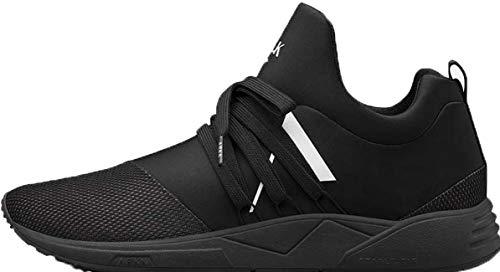 Sneakers Raven Mesh ARKK Nero Donna E15 S Mesh nHwYY5U8Aq