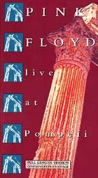 Pink Floyd Live At Pompeii (Live At Pompeii A Saucerful Of Secrets)