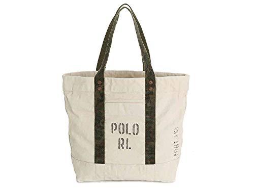 - Polo Ralph Lauren Large Canvas Tote