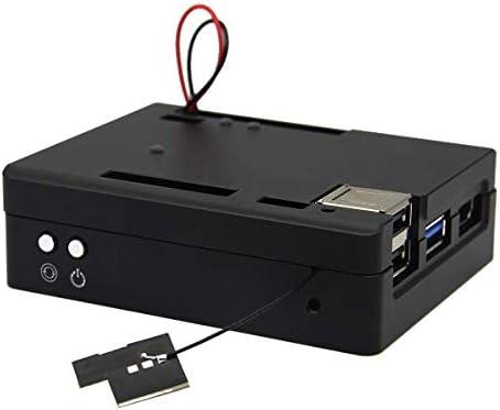 ZT-TTHG CNCアルミ囲み/ケースフィット感のためのLattepanda 2G / 4G開発ボードウッドシェービングツール