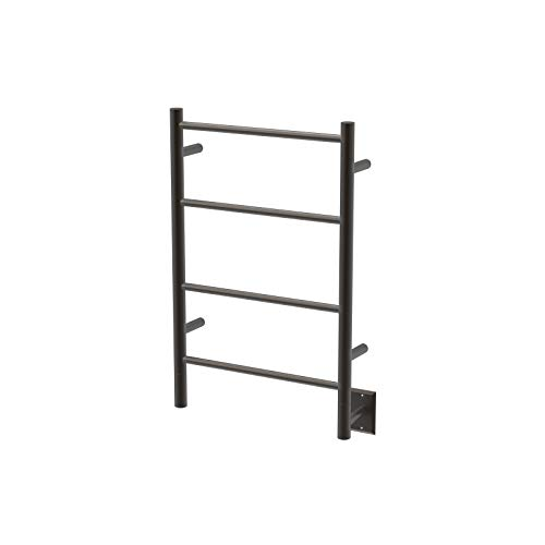 (Jeeves Wall Mont Electric I Straight Towel Warmer Finish: Oil Rubbed)