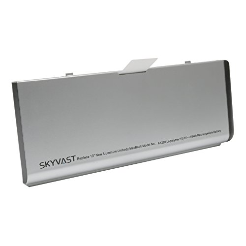 SKYVAST New Laptop Battery for Apple A1280 A1278 MacBook 13
