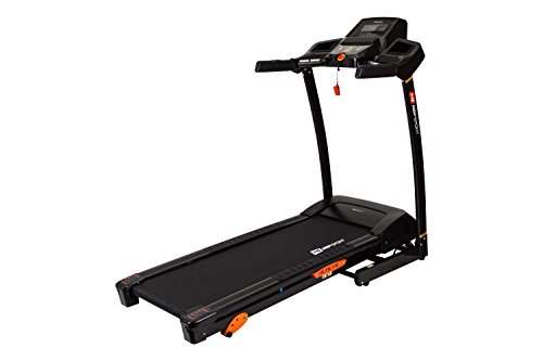 Hop-Sport elektrisches Laufband 15 Trainingsprogramme klappbar
