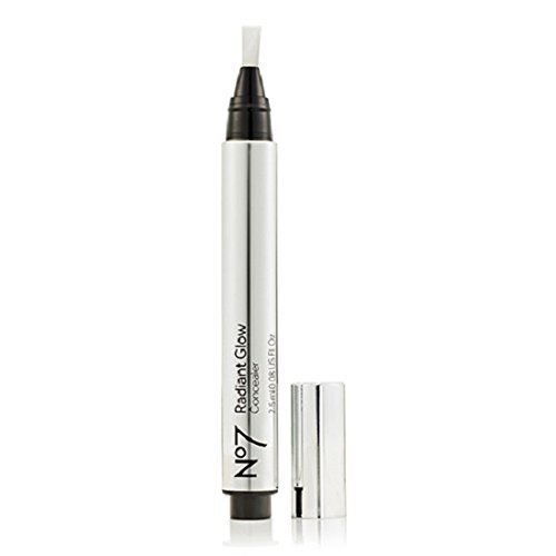 Boots No7 Radiant Glow Concealer 20 - Light by Boots
