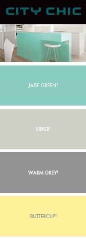 Signeo 2,5 L. Bunte Wandfarbe, JADE GREEN, Türkis, Matt, Elegant Matte  Oberflächen, Innenfarbe: Amazon.de: Baumarkt