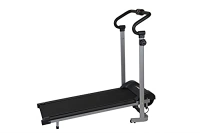 Confidence Fitness Magnetic Manual Treadmill