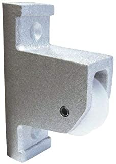 product image for Eder Flag Pulley for Vertical Wall Mount Satin Finish