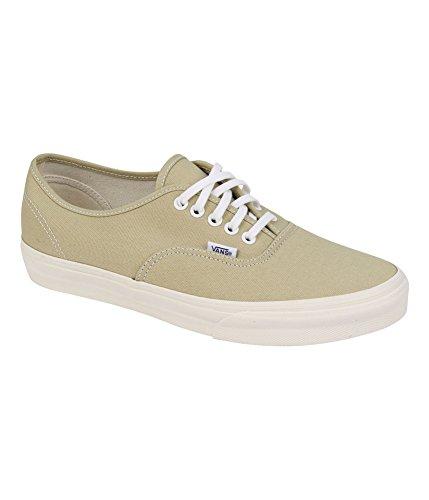 8f767102a6f5 Vans Authentic Unisex Skate Shoes ~ Canvas (Vintage ) Pale Khaki   Mars  (mns 11.5) - Buy Online in Oman.
