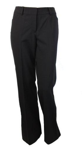 Stretch Dress Pants Black 4 Long (Wool Stretch Pants)