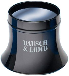Bausch & Lomb Watchmaker Loupe, 5x