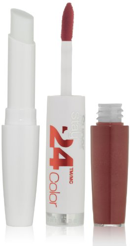 Maybelline New York Superstay 24, 2-step Lipcolor, Berry Persistant 075