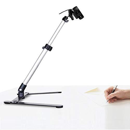 Adjustable Webcam Mount,Overhead Webcam Stand for Logitech C920 C922x C930e C922 C930 C615 C925, Brio 4K - Acetaken