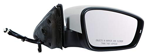 Ultimate Styling Aftermarket Replacement Wing Mirror Cover Cap Colour Of Cover Primed For Passenger Side Left Hand Side LH