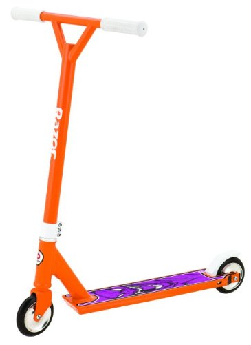 Razor Pro El Dorado Scooter, Orange