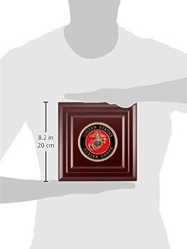 Allied Frame United States Marine Corps Executive Desktop Box 3